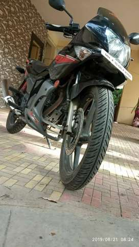 For Karizma lovers, Only 29K Running like Brand New very rarely used