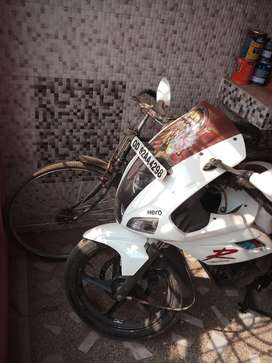 Hero Karizma R sports is in excellent condition