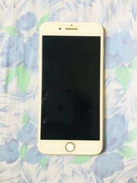 Iphone 7 plus gold 32gb new like condition