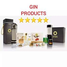Produk GIN INTERNATIONAL