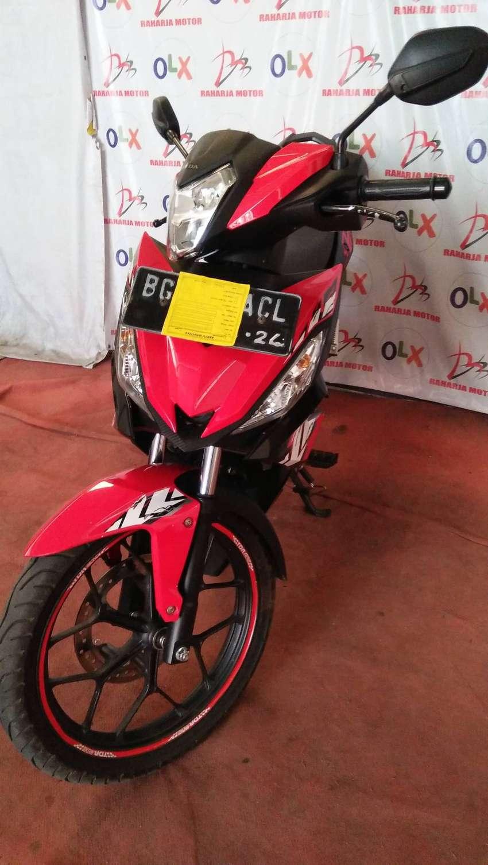 ii.33 dijual honda supra gtr 150 tahun 2018 (raharja motor) 0
