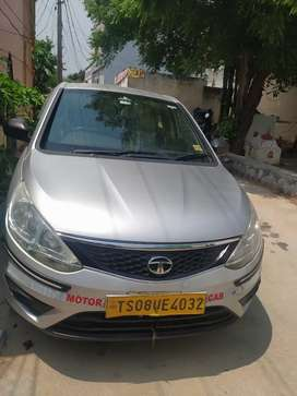 Tata Zest  2018 Diesel Well Maintained