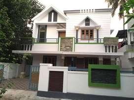 thrissur marathakara stylish new villa 4 bhk
