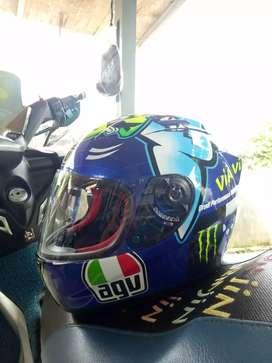 Helm V Rossi Misano