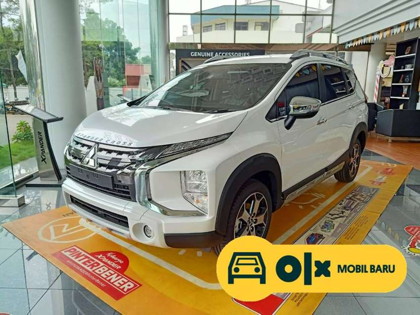 [Mobil Baru] BIG PROMO !!! Mitsubishi XPANDER ALL TYPE