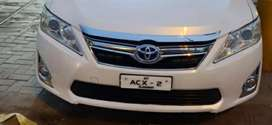Toyota Camry 2013 head lights and back lights