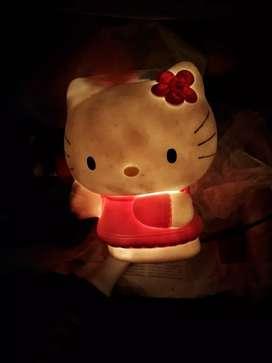 Lampu hiasan hello kitty