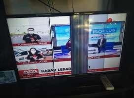 Jual TV Samsung LED 32inch kondisi seperti di foto