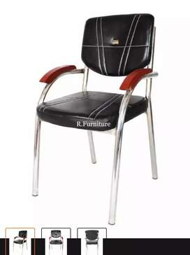D-22-v Office waiting chair _ Contact us for office tables sofa also