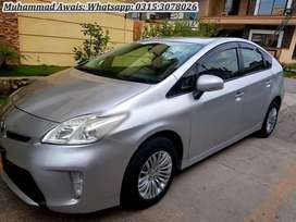 Toyota Prius 2012 Get on very easy monthly installments