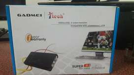 tv card for resever and cd dvd and comptuer