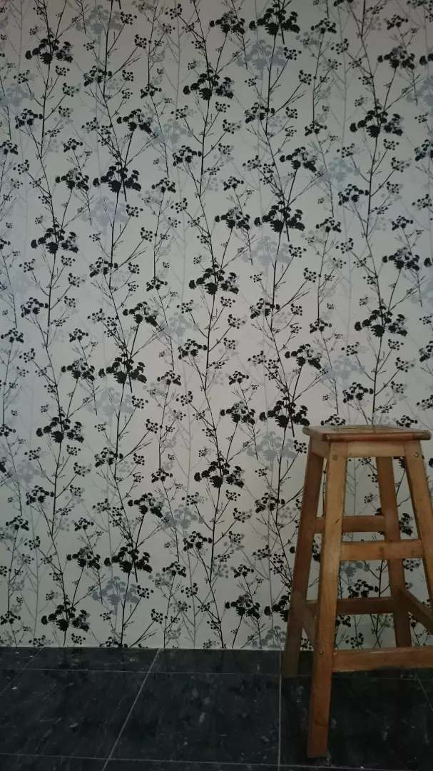 Jasa pemasangan wallpaper, parket 0