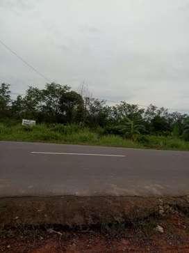 Tanah pinggir jalan TAA