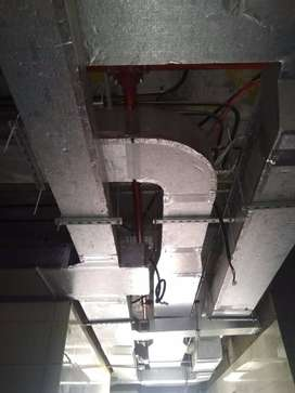 Commercial & domestic Ducting(hvac)