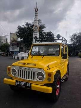 Suzuki Jimny Jangkrik tahun 1981 ISTIMÉWA