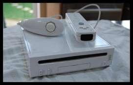 Nintendo Wii + Wiimote & Nunchuk Sudah Support USB