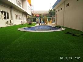 Artificial Playground Rumput Sintetis Bahan Halus Lembut Nyaman