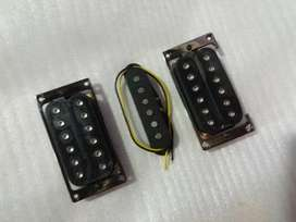 Pickup gitar quantum ibanez hsh