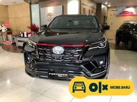 [Mobil Baru] TOYOTA FORTUNER BEST DEAL READY STOCK