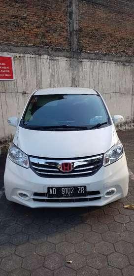 Honda Freed S 2013 Full Audio Custom