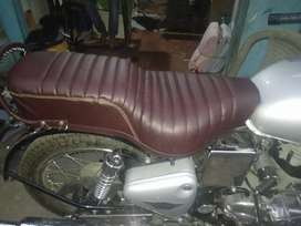 Bullet electra seat cover