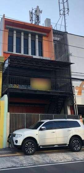 Ruko Tengah Kota dkt Kampus UGM & Tugu Jogja utk Kantor/Usaha