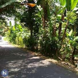9 are Tanah pinggir jalan di Lingsar Lombok barat T336