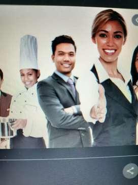 Job captain, waiter,Tandoor / Indian / bengali cook,Call-700/147/3900