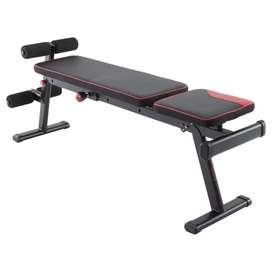 Decalathon foldable gym exercise bench