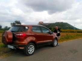Ecosport Automatic titanium plus model for immediate sale