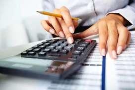 Hiring Experienced and fresher female Accountant