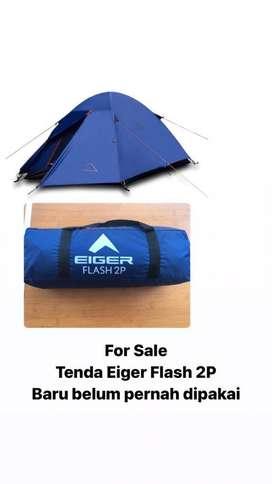 Tenda Eiger Flash 2P Tents - Baru