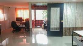 Shared office space for rental- No Advance