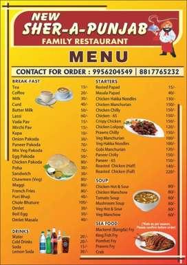 Tiffin Services,& restaurant.(veg,non veg) lunch & dinner