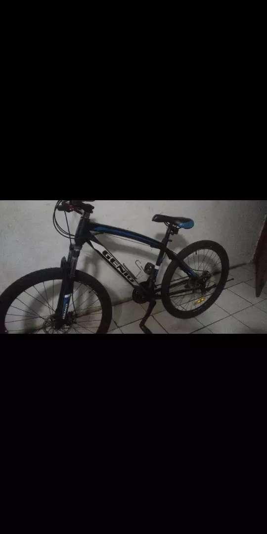 Sepeda Gunung Genio (Nego) 0