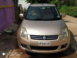 Maruti Suzuki Swift Dzire 2009 Diesel Good Condition