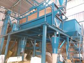 Very urgent New flourmill with  land and building for rent or sell