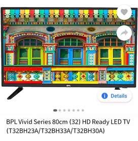BPL Vivid Series 80cm (32) HD Ready LED TV