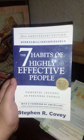 7 habits of highly effective people (by stephen r covey)