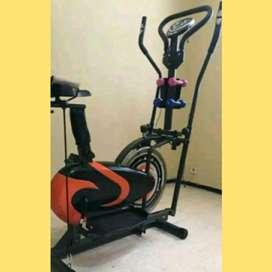 Alat Fitnes Orbitrack bike bisa coda