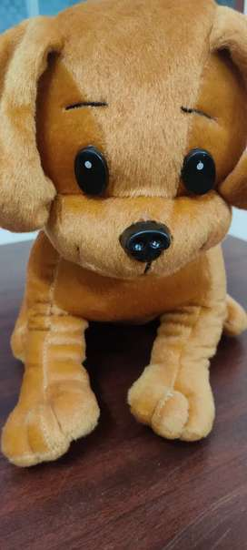 Dog Toy Brown