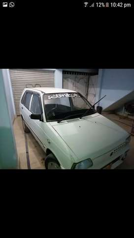 Mehran car 2005 vx Ac installed  CNG PETROL both working