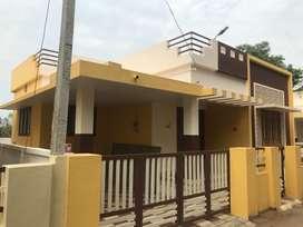 Low Budget 2BHK Villas in Palakkad - Chittur road