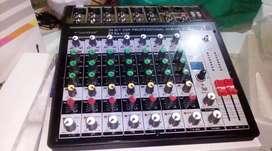 Mixser sound syestem