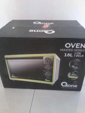 Dijual oven merek oxone 100% baru