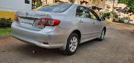 Toyota Corolla Altis 164000 Km Driven
