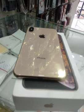 I phone xs max gold 256 gb indian full box