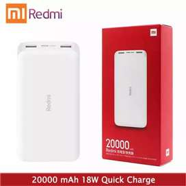 Mi power Bank 20,000 MAH