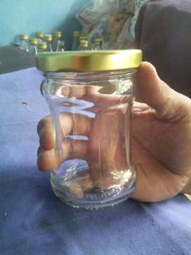jar sambal tutup seng gold 150ml
