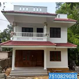 New. home.   Kottayam.  Ettumanoor